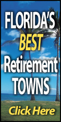 Florida's Best Retirement Towns - Click Here - 125x250 banner